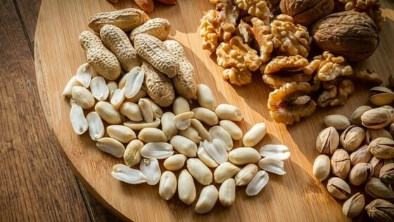 What Vegans Can and Can't Eat: Nuts