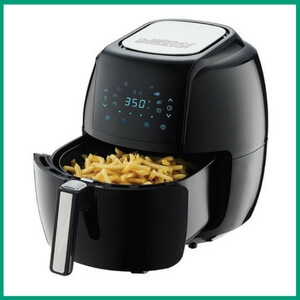Air Fryer - Must-Have Kitchen Appliances and Gadgets for Vegans | The Green Loot #vegan #kitchen