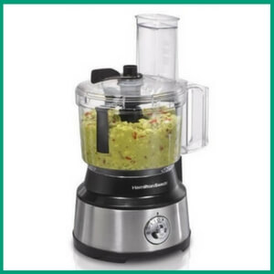 Food Processor - Must-Have Kitchen Appliances and Gadgets for Vegans | The Green Loot #vegan #kitchen