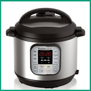 Instant Pot 7in1 - Must-Have Kitchen Appliances and Gadgets for Vegans | The Green Loot #vegan #kitchen