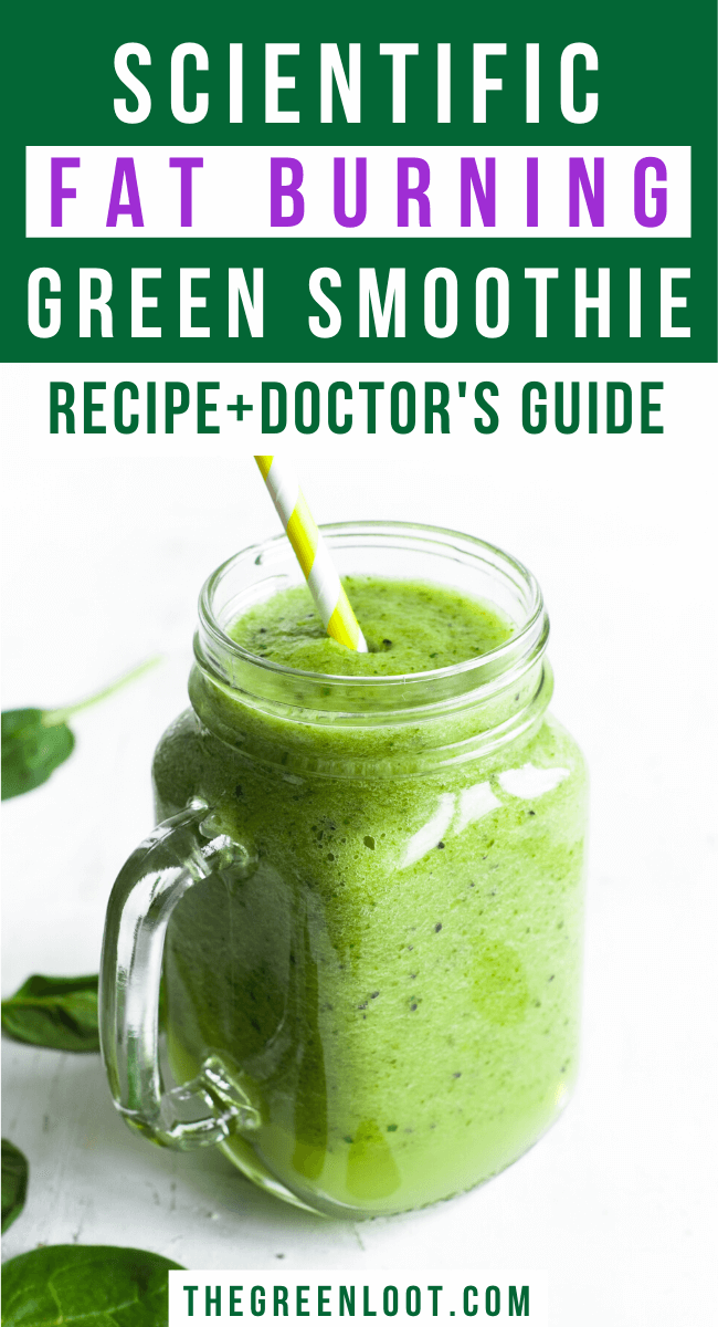 Ultimate Green Smoothie For Weight Loss Recipe Guide The Green Loot