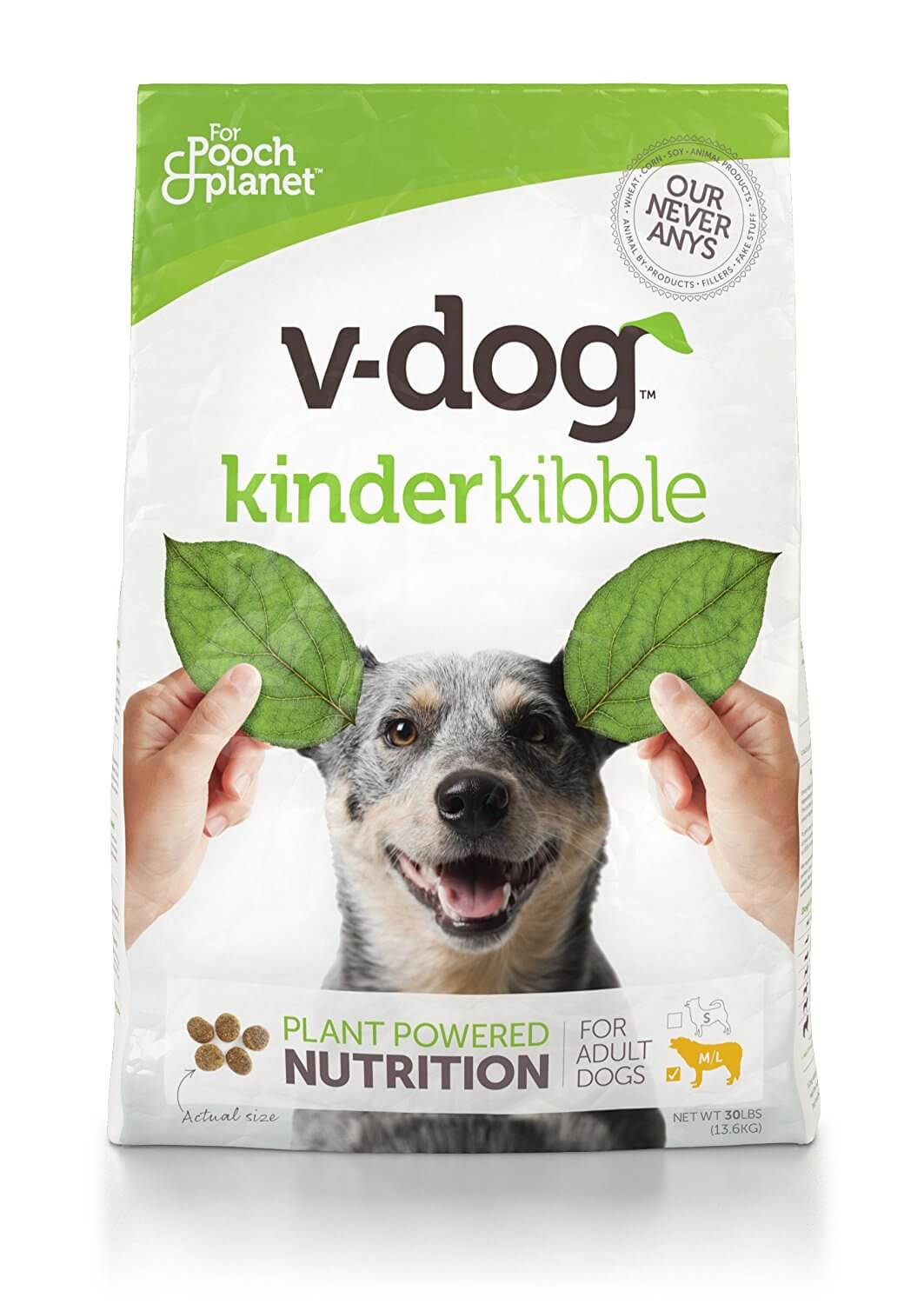 Vegan Dog Food Brands and Recipes | The Green Loot #vegan #dogfood