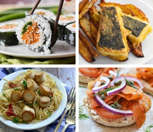 vegan seafood recipes