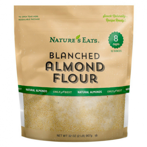 Blanched Almond Flour, Best Quality - Buy at The Vegan Shop!
