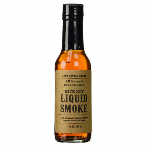 Liquid Smoke, Best Quality - Buy at The Vegan Shop!