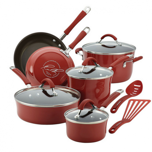 Nonstick Cookware Set, Best Quality - Buy at The Vegan Shop!