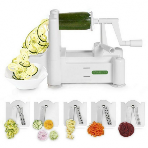 Spiralizer, Best Quality - Buy at The Vegan Shop!