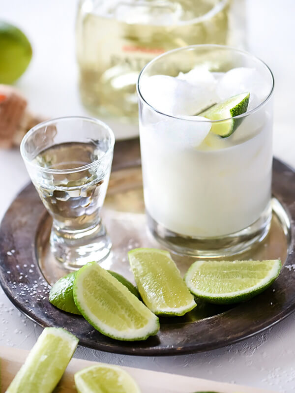 Vegan Coconut Margarita