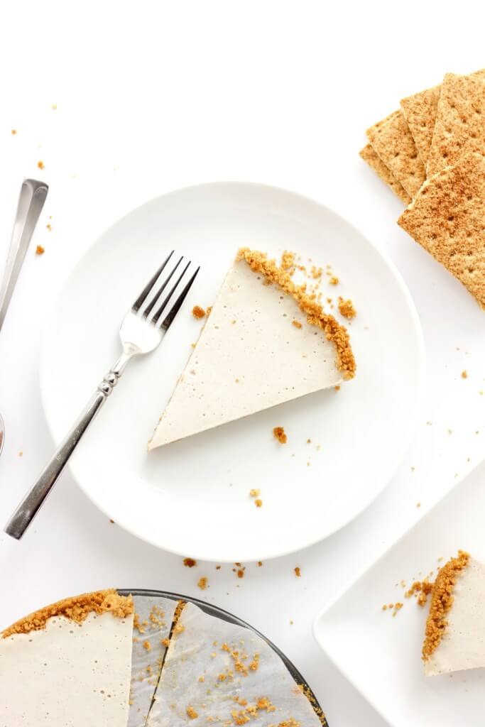 Vegan Churro Cheesecake