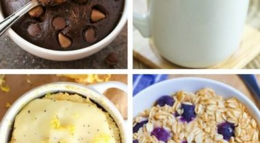 Vegan Mug Cake Recipes