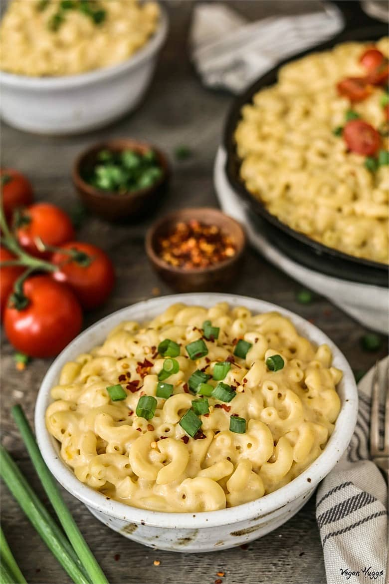 Ultimate Vegan Mac n Cheese | The Green Loot #vegan