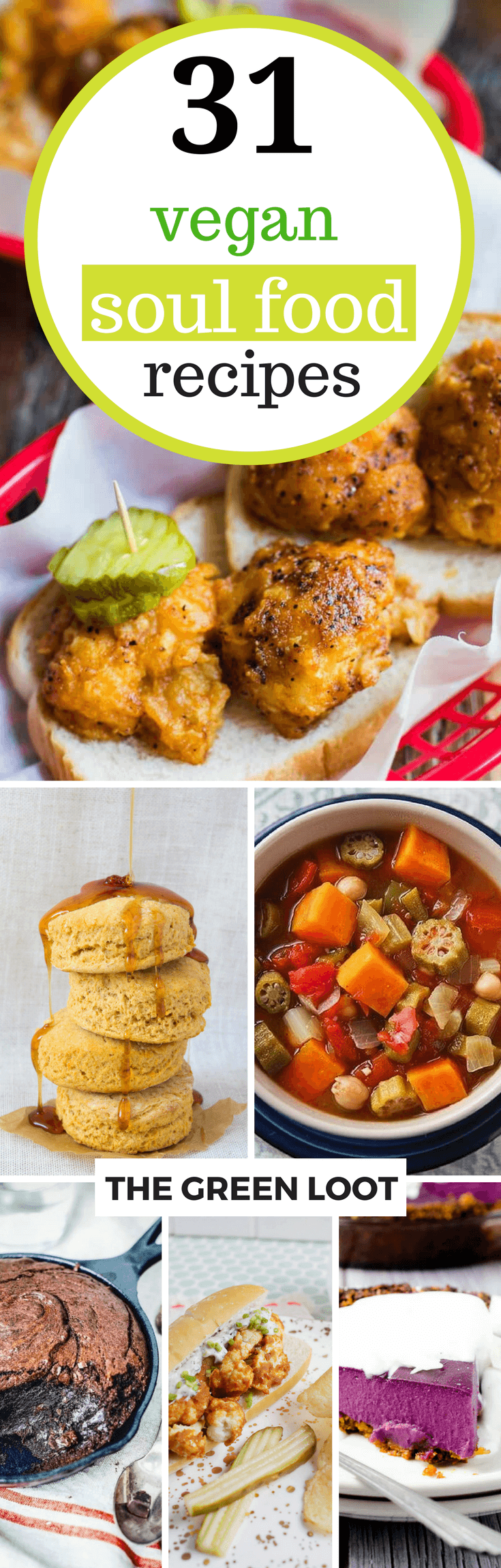 The best 31 vegan soul food recipes the green loot these vegan soul food recipes make the best easy healthy plant based forumfinder Image collections