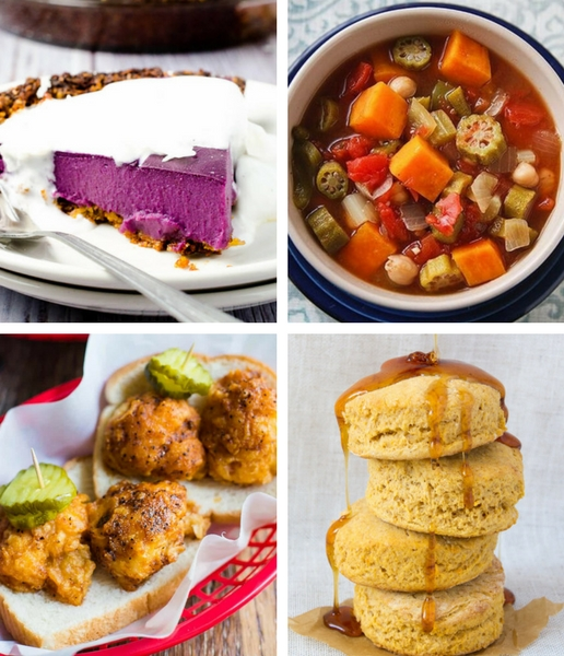 vegan soul food recipes
