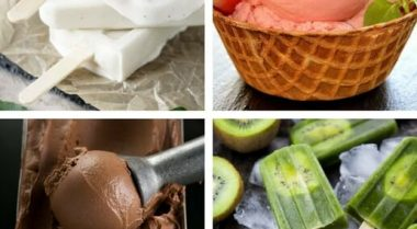 These easy Vegan Ice Cream Recipes are dairy-free and healthy, so you can cool down on the hottest Summer days without guilt. Homemade treats made from banana, coconut cream, no churn and without eggs.   The Green Loot #vegan #veganrecipes #dairyfree #Summer #icecream