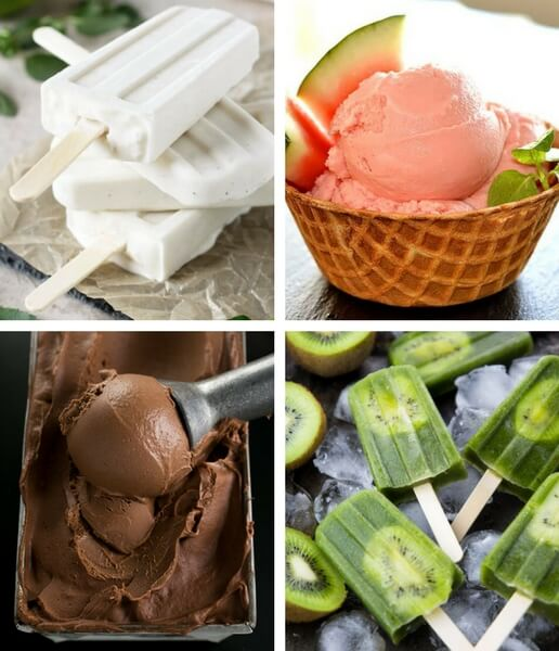 picture Key Lime Ice Pops