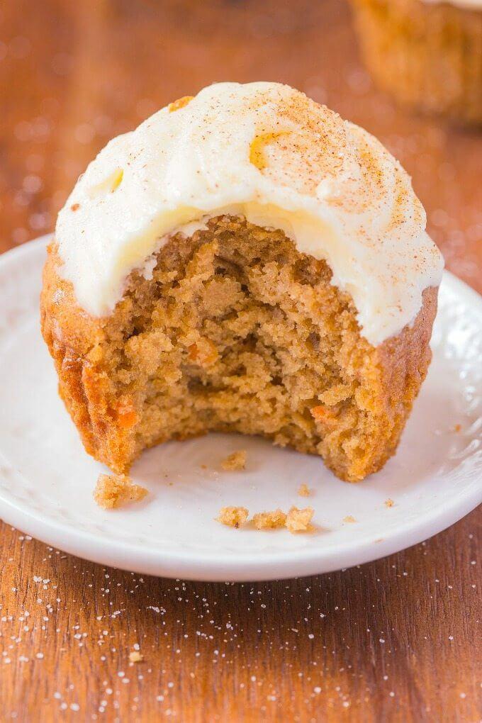 Vegan Flourless Sweet Potato Muffins