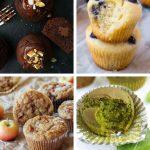 vegan muffin recipes