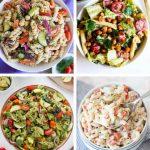 vegan pasta salad recipes