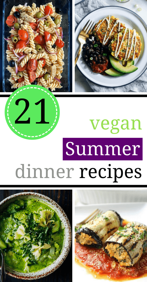 21 light vegan summer dinner recipes for hot days the green loot these light vegan summer dinner recipes and ideas are perfect for those hot days when you forumfinder Images