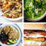 vegan summer dinner recipes