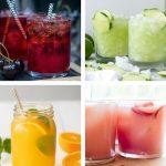 vegan summer drink recipes