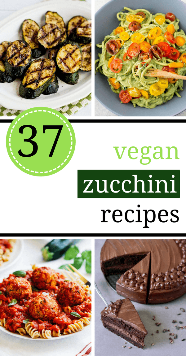 These Vegan Zucchini Recipes are great if you would like to make a healthy dinner or lunch. You can make your zucchini stuffed, grilled, into casserole, patties or meatballs. | The Green Loot #vegan #veganrecipes #Summer #plantbased