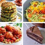 vegan zucchini recipes