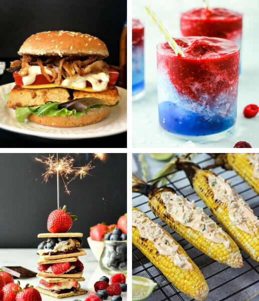 27 Delish Vegan 4th Of July Recipes And Menu Ideas