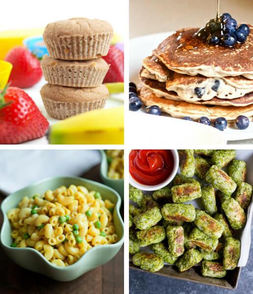 Vegan Toddler Recipes