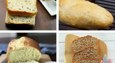 Make these Vegan Bread Machine Recipes for that perfect homemade taste. Super easy and beginner-friendly recipes that are cheaper and much more delicious than anything you can buy in a shop. Dairy-free and egg-free. | The Green Loot #vegan