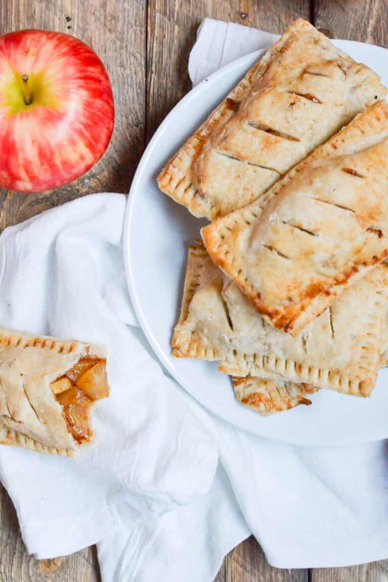 Apple Hand Pies (Gluten Free)