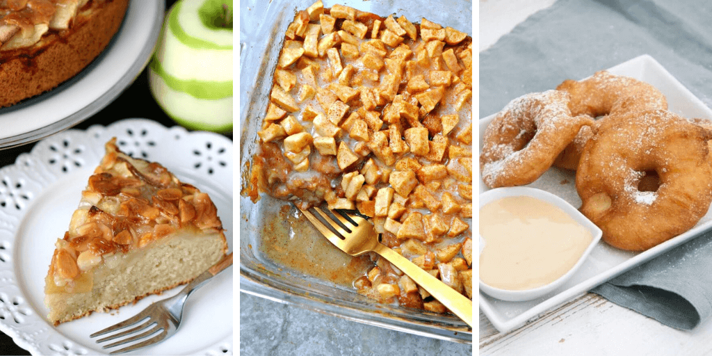 vegan apple desserts recipes
