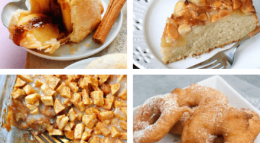 Vegan Apple Dessert Recipes
