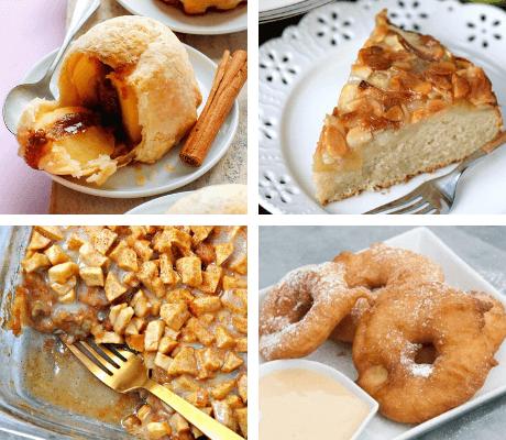 Vegan Apple Dessert Recipes