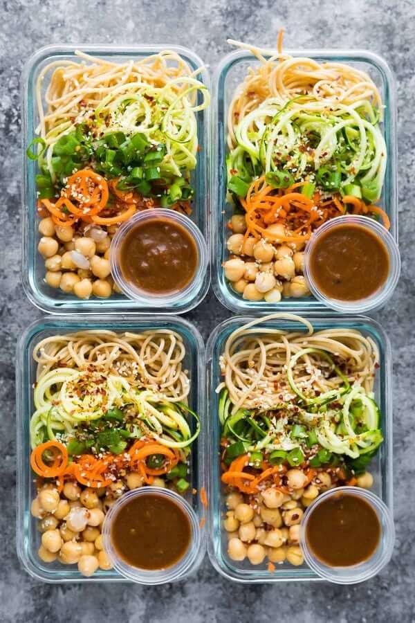 30 Easy & Quick Vegan Meal Prep Recipes | The Green Loot