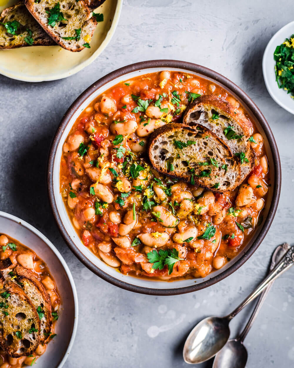 White Bean Stew (Instant Pot)