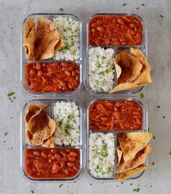 Plant-based Chili Con Carne