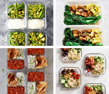 Vegan Meal Prep Recipes