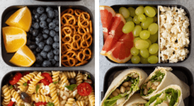 vegan school lunch recipes