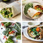 Vegan Lunch Wrap Recipes