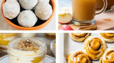 Vegan Pumpkin Spice Recipes