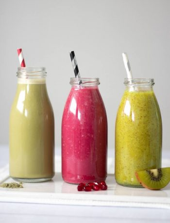 3 Detox Smoothies for Weight Loss