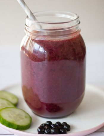 Vegan Flat Belly Smoothie