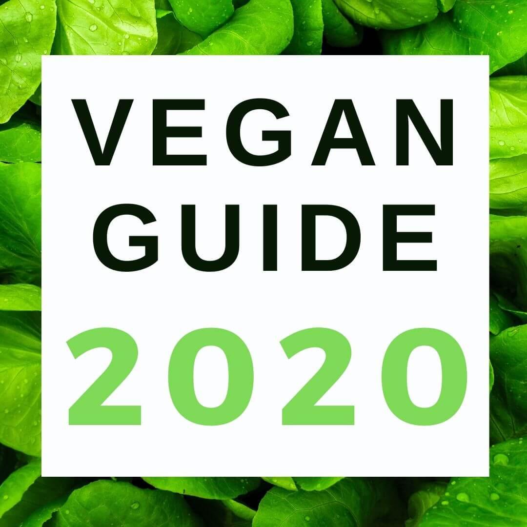 Going Vegan - Guide for Beginners
