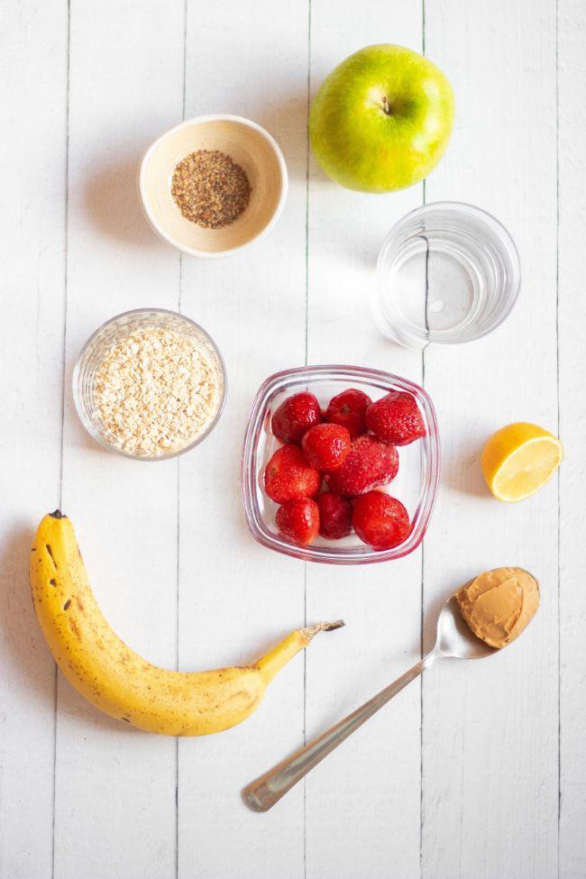 vegan breakfast replacement smoothie