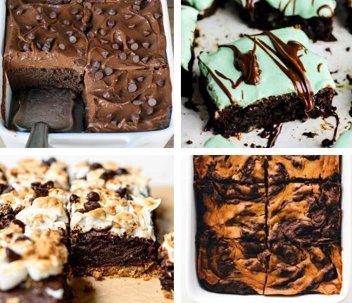 vegan brownie recipes
