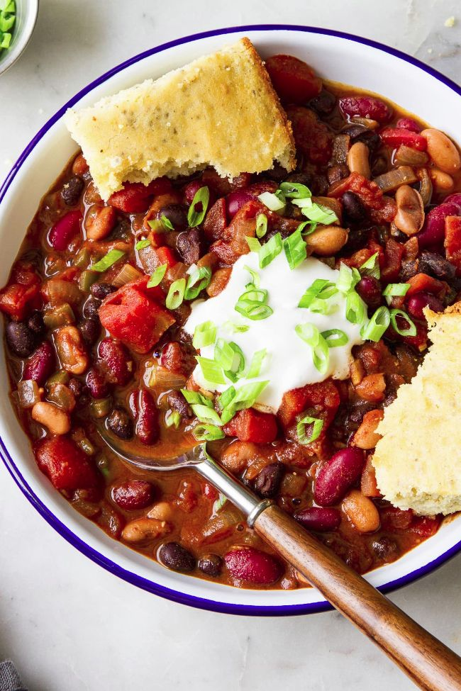 Three Bean Chili