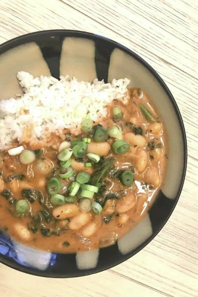 Thai Bean Curry