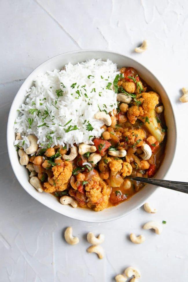 Cauliflower Tikka Masala (Instant Pot)