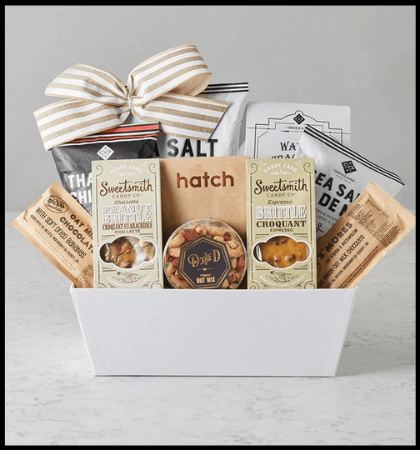 Eco Friendly Canadian Gift Basket